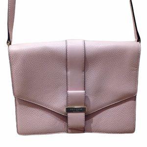 Kate Spade Light Pink Crossbody Shoulder Purse Bag
